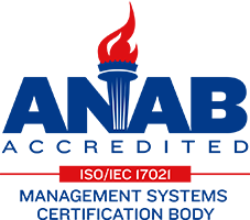 ANAB ACCREDITED ISO/IEC 17021 MANAGEMENT SYSTEMS CRETIFICATION BODY